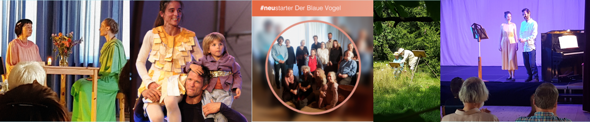 Hoftheater Der blaue Vogel