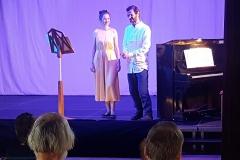 Nina Nussbaum und Christian Ziller