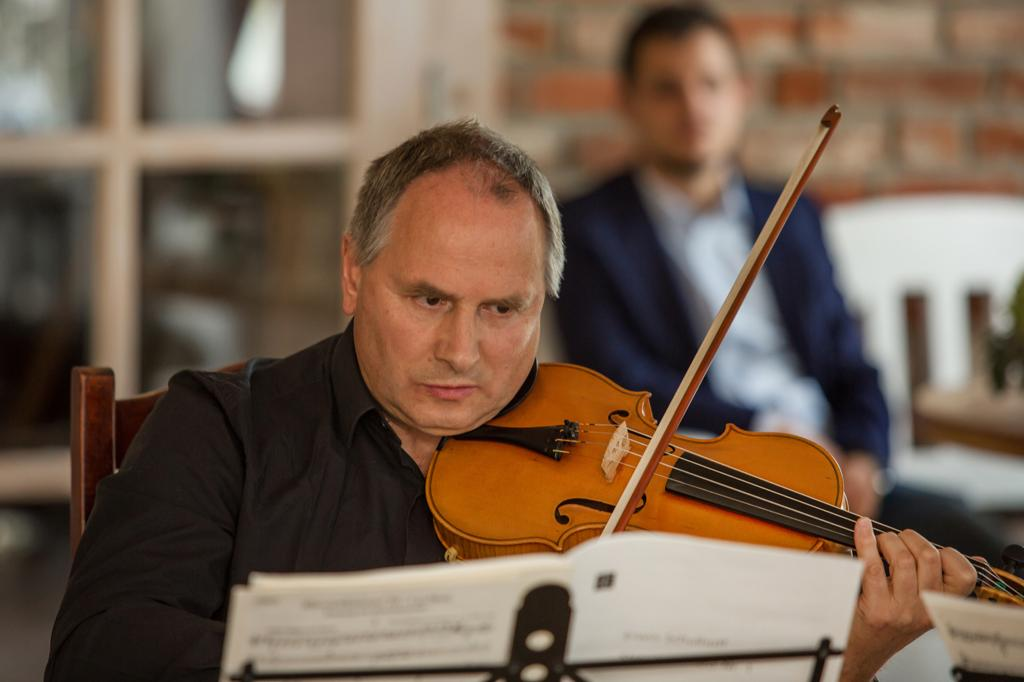Petr Matěják, 1. Violine